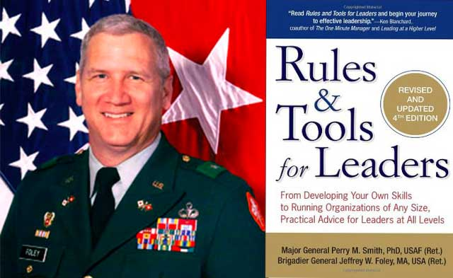 General Jeffrey Foley Training